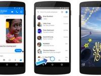 Facebook cập nhật nhiều hiệu ứng camera mới và độc đáo cho Messenger, quyết tâm đè bẹp Snapchat