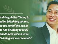 8 phát ngôn truyền cảm hứng của CEO Viettel Nguyễn Mạnh Hùng