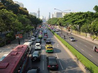 Những điều khác biệt từ văn hóa giao thông tại Thái Lan