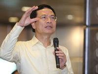 """Tổng Giám đốc Nguyễn Mạnh Hùng """"mời"""" startup cùng Viettel tham chiến thị trường nước ngoài"""