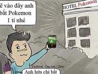 Tác dụng phụ khó lường của Pokemon Go