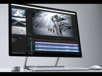 Microsoft trình diễn máy tính Surface 28 inch có thể xô đổ tượng đài iMac: cảm ứng được, mỏng có 12,5 mm, giá từ 3000 USD