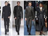 Nếu bộ suit là áo giáp của người đàn ông hiện đại, đôi giày sẽ là tấm khiên