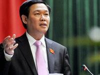 Chỉ 1 phiên họp, phó Thủ tướng Vương Đình Huệ đã đưa ra 3 thông điệp quan trọng cho nền kinh tế