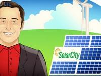 Tesla đã chính thức thâu tóm thành công SolarCity và bước chân vào thị trường năng lượng mặt trời