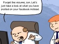 """Hãy cẩn thận mỗi khi đăng điều gì lên Facebook, Friends trên Facebook không phải """"bạn thực sự"""" đâu"""