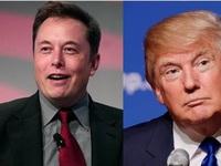 Nếu nước Mỹ cần một Tổng thống mới, hãy gọi cho Elon Musk