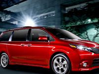 Toyota triệu hồi 744.000 xe minivan Sienna lỗi cửa mở khi đang chạy