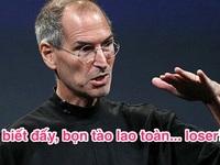 """Steve Jobs cứu cả đế chế Nike chỉ bằng một câu nói có vẻ """"tào lao"""" nhưng lại rất thâm thúy"""