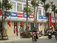 """Thế giới di động, FPT Shop sẽ phải """"khóc thét"""" nếu đặt cửa hàng trên con đường kiểu mẫu của Thủ đô"""