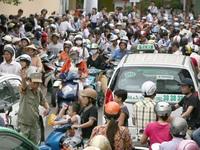 Đón con giờ cao điểm lo tắc đường, ông bố bà mẹ Việt có thể xem trước tình trạng giao thông tại đây