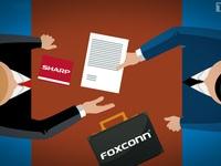 Foxconn mua lại Sharp: đêm dài lắm mộng