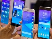 Thị trường smartphone toàn cầu tiếp tục đà giảm tốc mạnh