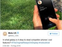 Motorola gọi Samsung là kẻ sao chép, và phải câm nín vì fan Nokia