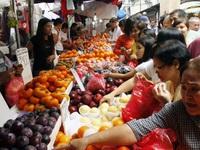 Nửa năm qua, người Việt chi 80 triệu USD ăn rau quả Trung Quốc, tăng mạnh so với cùng kỳ