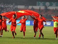 Hãy gọi tuyển nữ Việt Nam là những cô gái kim cương!