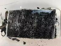 iPhone 7 Plus phát nổ sau khi rơi xuống đất