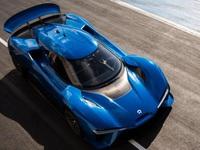Startup ít được biết đến thách thức Tesla bằng mẫu siêu xe điện nhanh nhất thế giới, giá 1 triệu USD