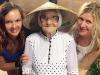 Cụ bà 89 tuổi người Nga đến Việt Nam: Nguồn cảm hứng cho những người trẻ tuổi