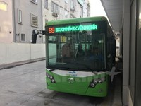 Từ 1/1/2017: Hà Nội vận hành buýt nhanh BRT, miễn phí một tháng