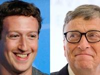 Bill Gates cũng phải thốt lời thán phục vợ chồng Mark Zuckerberg ở điểm này