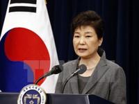 Hàn Quốc: Bà Park Geun-hye bị xác định là nghi phạm tham nhũng