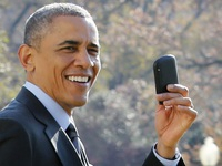 Barack Obama hết nhiệm kì, BlackBerry cũng lụi tàn?