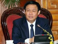 Phó thủ tướng Vương Đình Huệ kiên quyết muốn tới năm 2019, 5 tổng công ty Viglacera, Sông Đà, VICEM, LILAMA, HUD không còn là doanh nghiệp Nhà nước