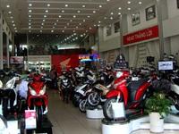 Năm 2016 có 3,1 triệu xe máy được tiêu thụ tại Việt Nam