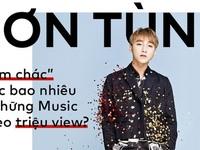 """Với hàng loạt MV triệu view, hợp đồng quảng cáo """"khủng"""", khối tài sản của Sơn Tùng ước tính khoảng bao nhiêu?"""
