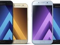 Galaxy A (2017): Tới smartphone tầm trung cũng được Samsung chống nước