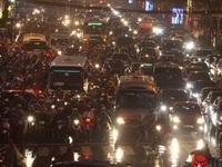 Cư dân mạng sôi nổi hiến kế chống tắc đường cho Hà Nội