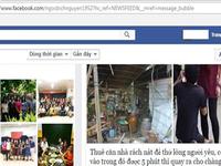 """Lại rộ chiêu lừa người dùng Facebook đọc tin """"hot"""" để đánh cắp tài khoản"""