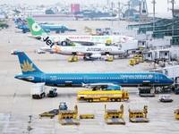 Quá tải 28% công suất, Tân Sơn Nhất gấp rút mở rộng đường bay đón Tết