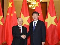 Việt-Trung nhất trí thúc đẩy hợp tác thực chất