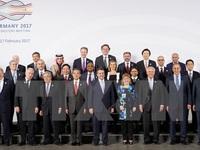 G20 đánh giá cao những đóng góp tích cực từ phía Việt Nam