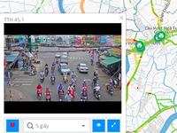 TP.HCM ra ứng dụng cung cấp thông tin kẹt xe, trạm xăng, bãi đỗ xe…