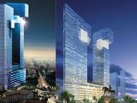 """Bitexco: Di dời bệnh viện về nơi """"đất dữ"""", xây tháp đôi chọc trời dáng dấp 2 con rồng giữa Sài Gòn"""