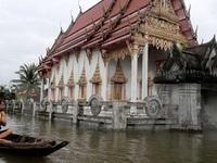 Lũ lụt gây thiệt hại nặng về người và của tại miền Nam Thái Lan