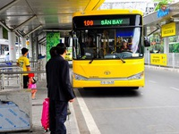 5 tuyến xe bus giúp tránh kẹt xe ở sân bay Tân Sơn Nhất