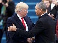 Trump ký 4 sắc lệnh phá bỏ di sản của Obama trong 4 ngày