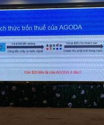 """Tổng giám đốc Vntrip """"đăng đàn"""" tố cáo Agoda trốn thuế: Có phải chỉ là chiêu PR?"""