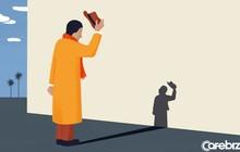 Hành động đặc trưng của kẻ mạnh: Không phải vơ vét tích luỹ, mà nằm ở sự từ giã buông bỏ