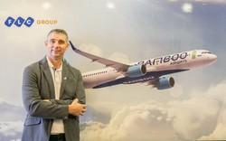 Bamboo Airways chiêu mộ Cựu CEO Radixx International khu vực Châu Á làm Giám đốc Thương mại