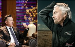 Shark Việt và tỷ phú Richard Branson có chung quan điểm này về khởi nghiệp, ai cũng nên học theo