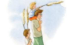 """Lặng người trước lời khuyên của người cha giàu: """"Xin con đừng cố trở nên giàu có!"""""""