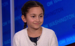 Bức thư động viên bé gái 8 tuổi thua tranh cử chức lớp trưởng của bà Hilary Clinton khiến người lớn phải suy ngẫm