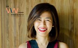 Nữ doanh nhân Việt Nam duy nhất được bình chọn vào top 40 Women to watch 2018