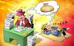 Điểm khác biệt cơ bản giữa nkẻ giàu và người nghèo: Không bàn chuyện tào lao, nói xấu người khác mà chỉ thảo luận về ý tưởng