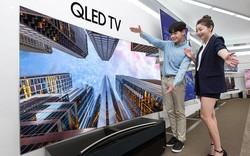 """Nhu cầu người dùng đang hướng về """"lớn hơn"""", cả về mặt kích cỡ lẫn độ phân giải, và đây là cơ hội của các nhà sản xuất TV"""